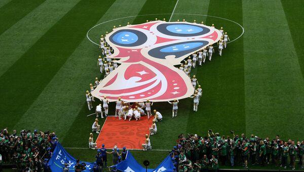 Khai mạc Giải Vô địch bóng đá World Cup tại Moskva - Sputnik Việt Nam