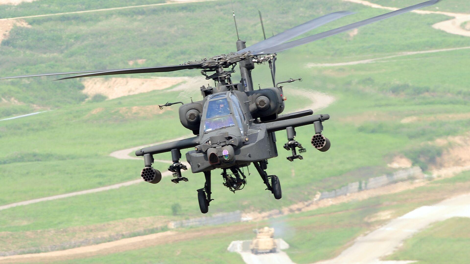 AH-64 Apache - Sputnik Việt Nam, 1920, 16.03.2021