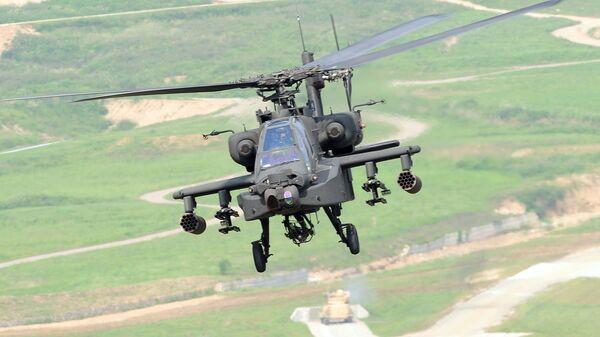 AH-64 Apache - Sputnik Việt Nam