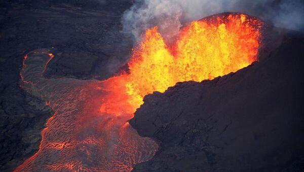 Núi lửa Kilauea - Sputnik Việt Nam