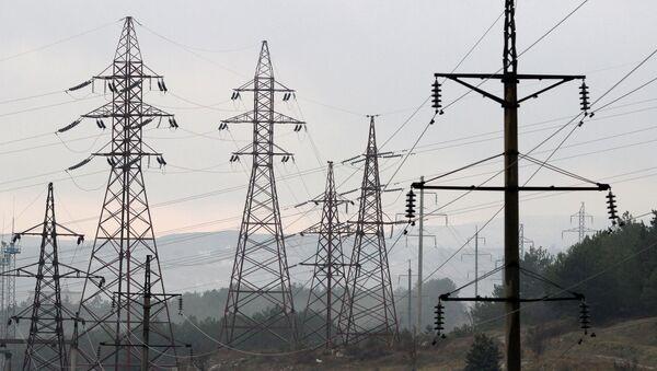 Ukraina lại thường xuyên mua năng lượng điện từ Nga - Sputnik Việt Nam