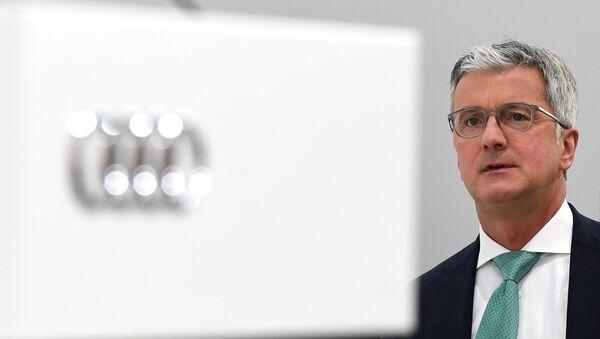 CEO hãng xe Audi Rupert Stadler - Sputnik Việt Nam