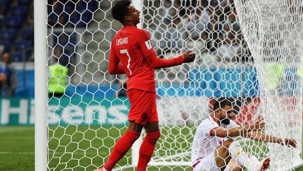 Trận đấu World Cup giữa Tunisia và Anh - Sputnik Việt Nam