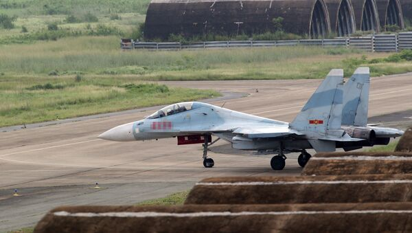 SU-30MK2 xuất kích - Sputnik Việt Nam