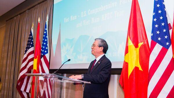 Đại sứ Phạm Quang Vinh - Sputnik Việt Nam
