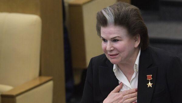Valentina Tereshkova - Sputnik Việt Nam