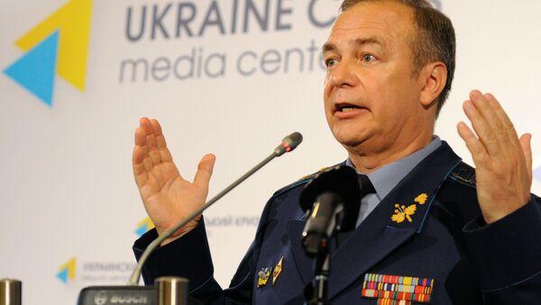 Nguyên Phó Tổng tham mưu trưởng Các lực lượng vũ trang Ukraina Igor Romanenko - Sputnik Việt Nam