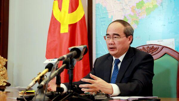 Bí thư Nguyễn Thiện Nhân - Sputnik Việt Nam