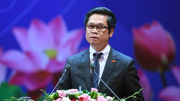 Ông Vũ Tiến Lộc, Chủ tịch VCCI - Sputnik Việt Nam