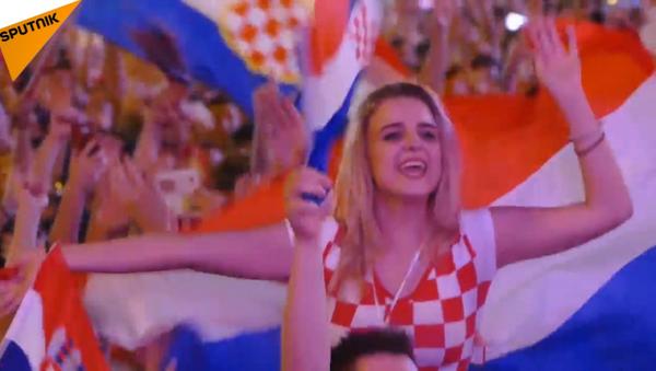 Niềm vui Croatia và nước mắt Argentina - Sputnik Việt Nam