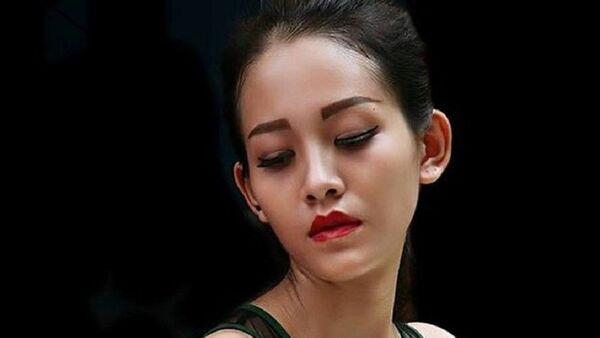 Người mẫu nude Kim Phượng - Sputnik Việt Nam