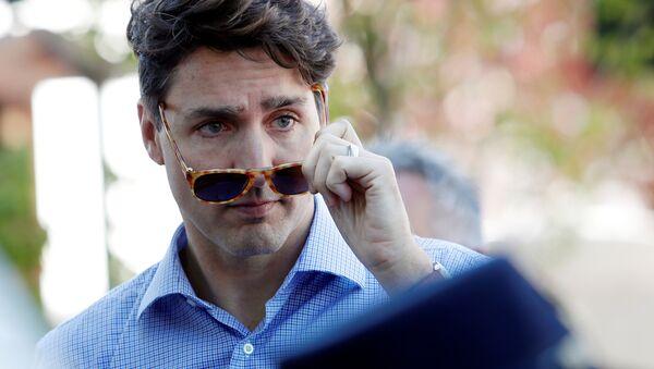 Justin Trudeau - Sputnik Việt Nam