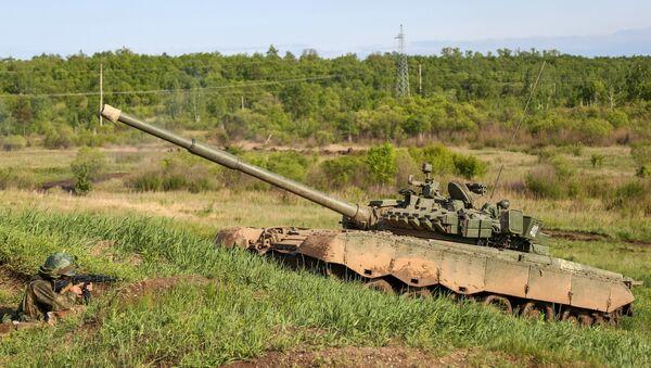 Xe tăng Xô-viết T-72 - Sputnik Việt Nam