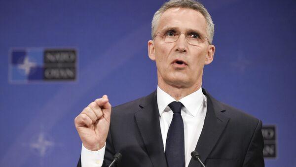 Генеральный секретарь НАТО Йенс Столтенберг - Sputnik Việt Nam