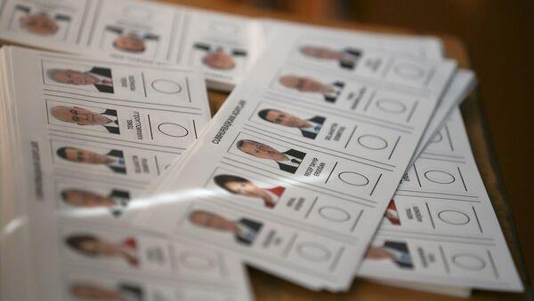Cuộc bầu cử Tổng thống và Quốc hội trước kỳ hạn diễn ra tại Thổ Nhĩ Kỳ vào ngày 24 tháng 6 - Sputnik Việt Nam