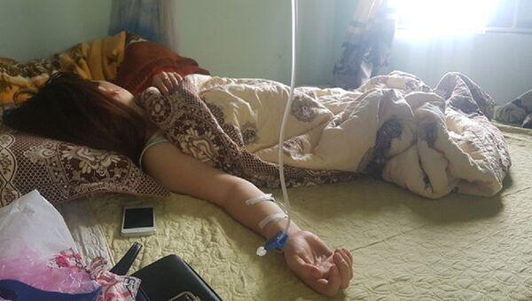 Sáng 25.6, bà A. vẫn trong trạng thái hoảng loạn, suy nhược cơ thể... - Sputnik Việt Nam