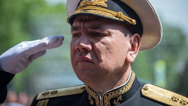 Phó Đô đốc Alexandr Moiseev - Sputnik Việt Nam