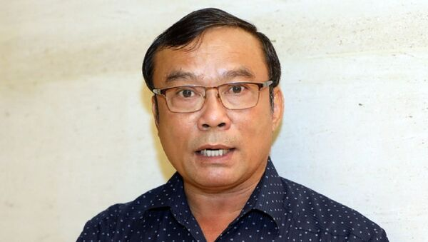 Ông Nguyễn Bá Sơn - phó trưởng đoàn chuyên trách Đoàn ĐBQH Đà Nẵng - Sputnik Việt Nam
