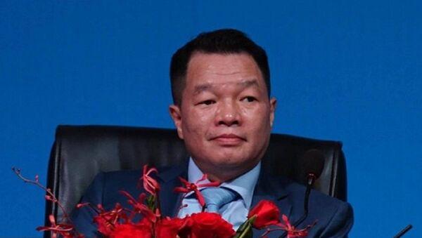 Ông Kiều Hữu Dũng - Sputnik Việt Nam