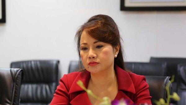 Bà Chu Thị Bình - Sputnik Việt Nam