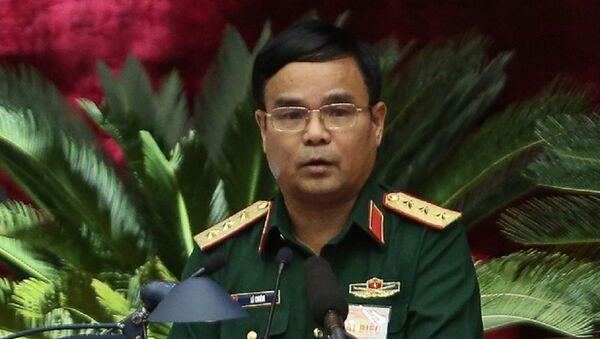 Thượng tướng Lê Chiêm - Sputnik Việt Nam