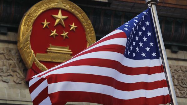 Hoa Kỳ và Trung Quốc - Sputnik Việt Nam