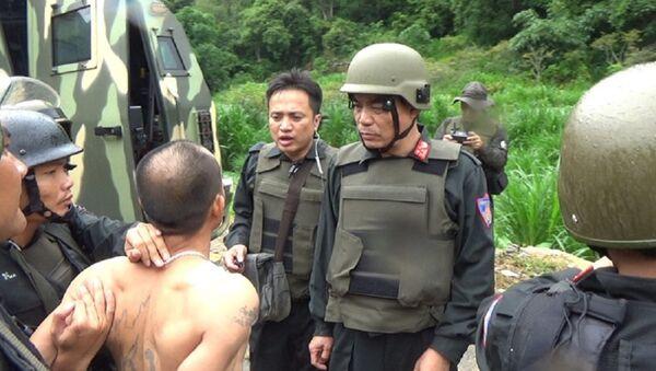 Các đối tượng trong đường dây ma túy vừa bị bắt - Sputnik Việt Nam