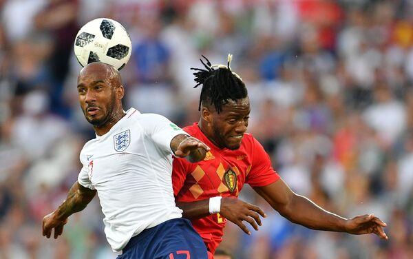 Trận đấu vòng bảng World Cup giữa đội tuyển Anh và Bỉ - Sputnik Việt Nam