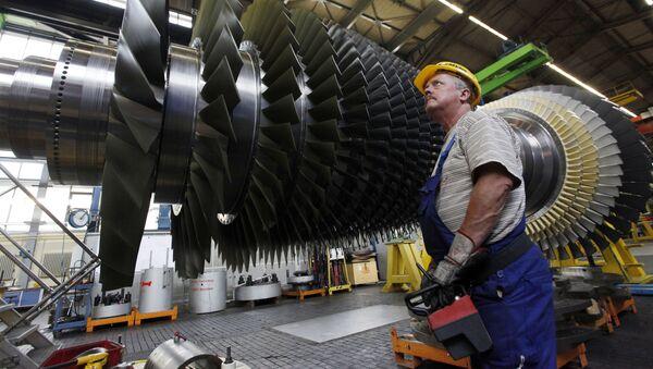 tuabin của Siemens - Sputnik Việt Nam