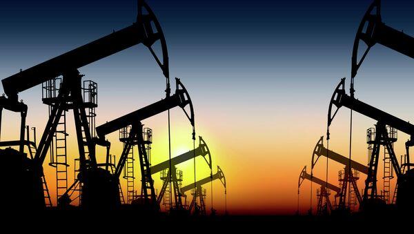 Khai thác dầu mỏ - Sputnik Việt Nam
