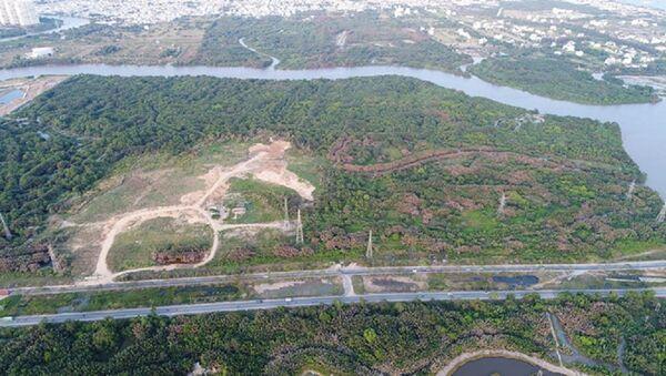 QCG giảm kế hoạch sau khi trả lại dự án cho Tân Thuận - Sputnik Việt Nam