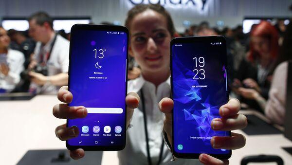 Samsung Galaxy S9 và S9+ - Sputnik Việt Nam