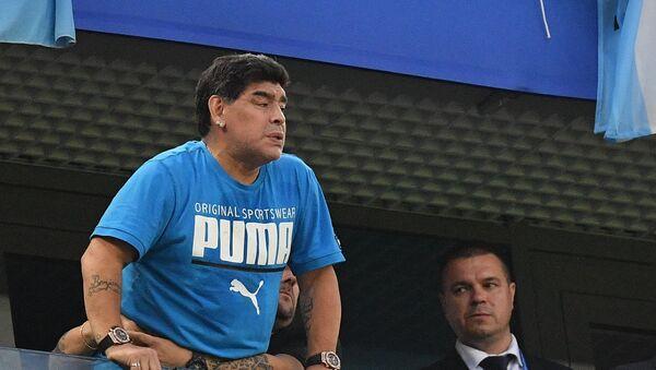 Diego Maradona - Sputnik Việt Nam
