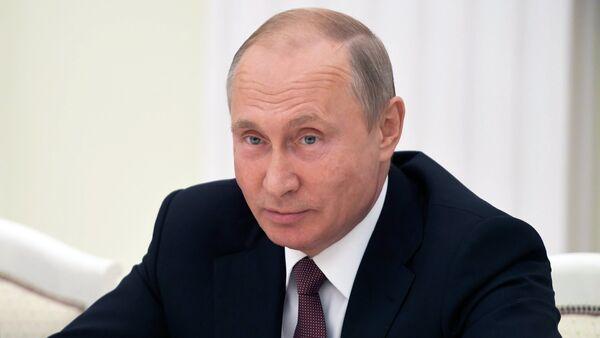 Vlaimir Putin - Sputnik Việt Nam