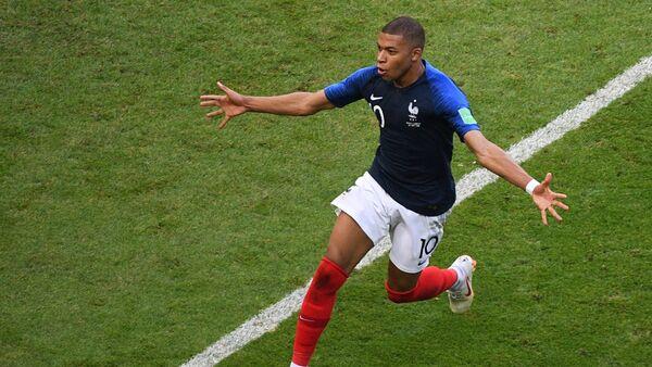 Trận đấu mở màn World Cup giữa Pháp và Argentina - Sputnik Việt Nam