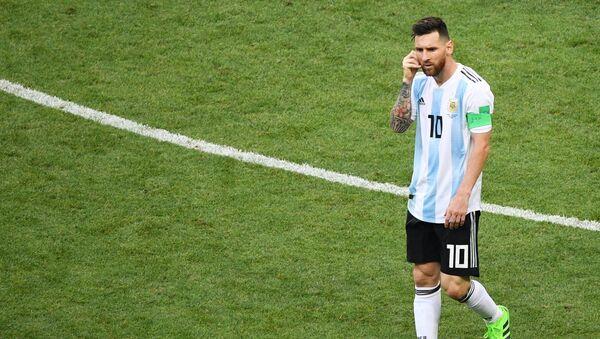 Trận đấu  World Cup giữa Pháp và Argentina  - Sputnik Việt Nam