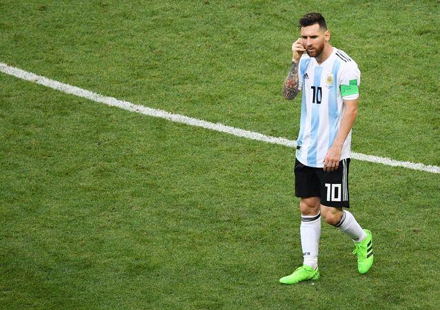 Trận đấu  World Cup giữa Pháp và Argentina