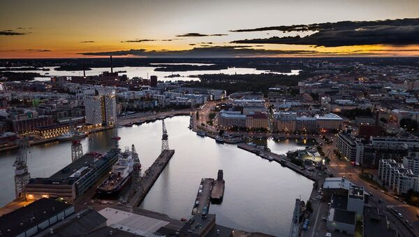 Helsinki, Phần Lan - Sputnik Việt Nam