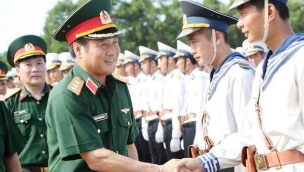 Thượng tướng Phương Minh Hòa - Sputnik Việt Nam