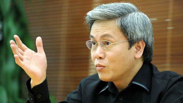 Nhà hoạt động giáo dục Giản Tư Trung - Sputnik Việt Nam