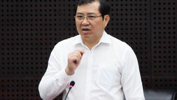 Ông Huỳnh Đức Thơ, Chủ tịch UBND Thành phố Đà Nẵng - Sputnik Việt Nam
