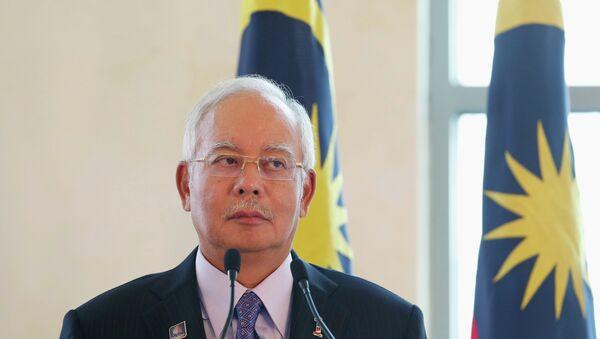 Najib Razak - Sputnik Việt Nam