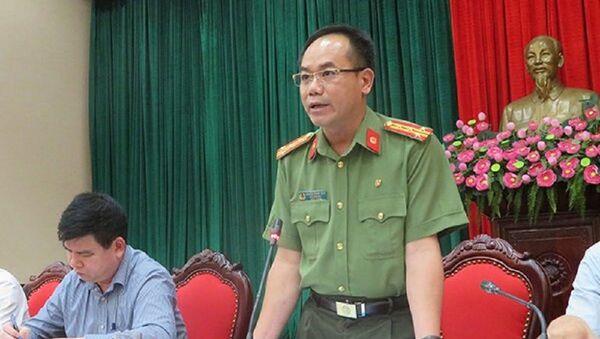 Đại tá Nguyễn Thanh Tùng - Sputnik Việt Nam