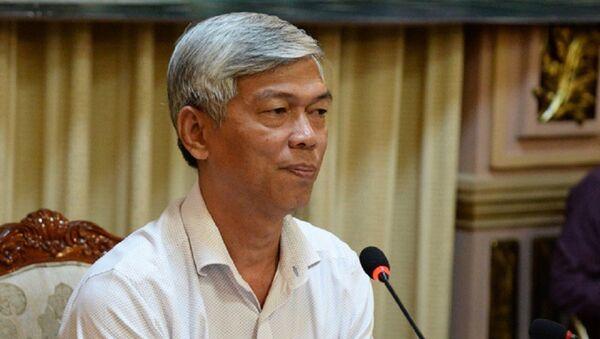 Chánh văn phòng UBND TP.HCM Võ Văn Hoan - Sputnik Việt Nam