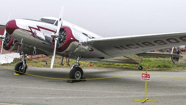Lockheed Model 12 Electra Junior - Sputnik Việt Nam