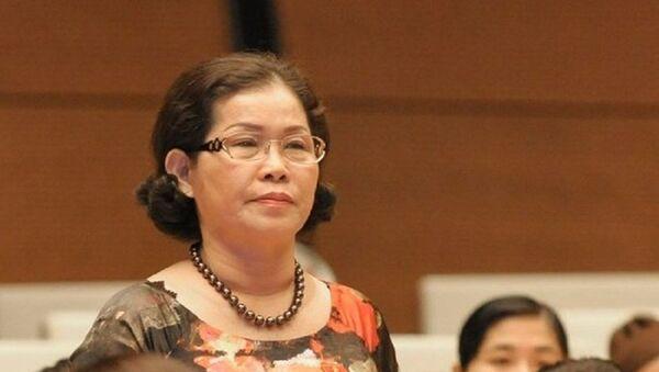 Bà Phạm Thị Mỹ Lệ - Sputnik Việt Nam