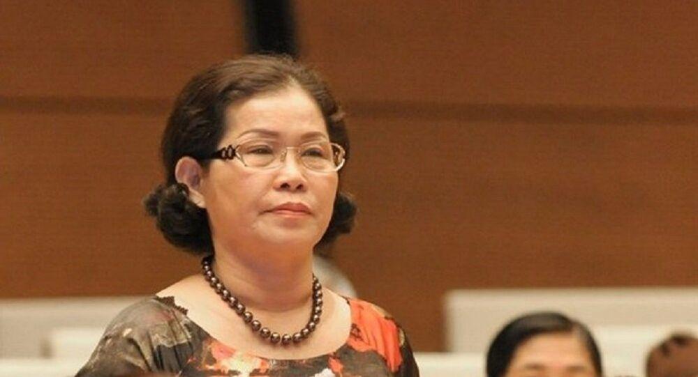 Bà Phạm Thị Mỹ Lệ