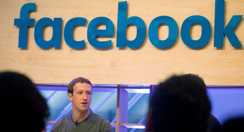 CEO Facebook  Mark Zuckerberg tại Berlin
