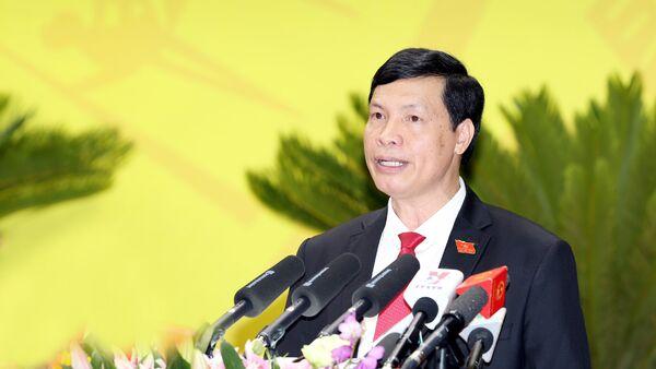 Ông Nguyễn Đức Long - Chủ tịch UBND tỉnh Quảng Ninh. - Sputnik Việt Nam