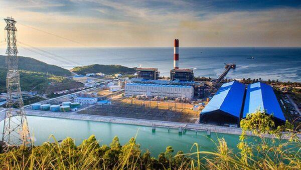 Nhà máy Nhiệt điện Vũng Áng 1 đã vận hành từ năm 2015 (Ảnh minh họa) - Sputnik Việt Nam